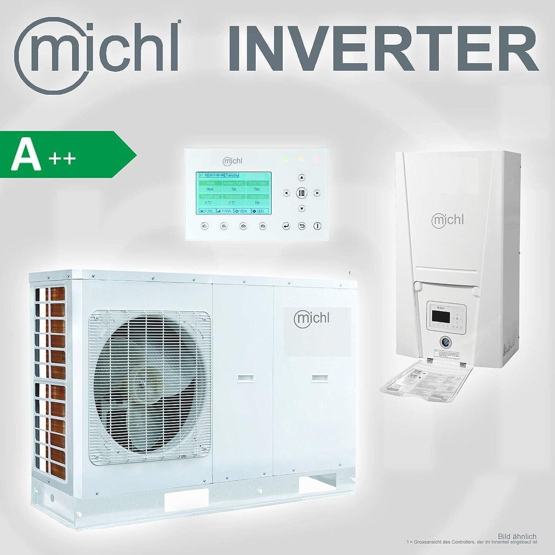 Michl - Inversor de bomba de calor de aire a agua dividido tipo 8 kW