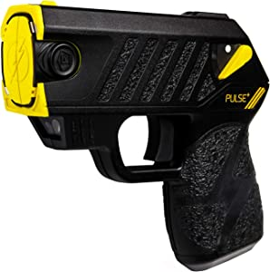 Taser Pulse + Self-Defense Tool with Noonlight Mobile Integration, Black
