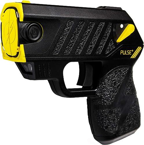 Taser Pulse Self-Defense Tool with Noonlight Mobile Integration, Black