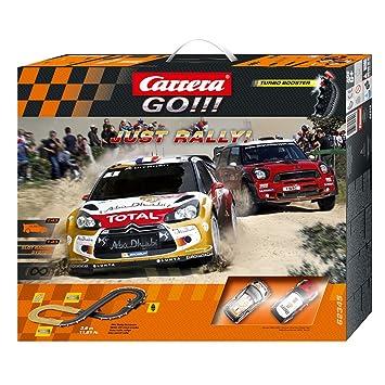 Carriera 20.062.345 - GO!!! Just Rally!, Circuito da corsa, incl ...