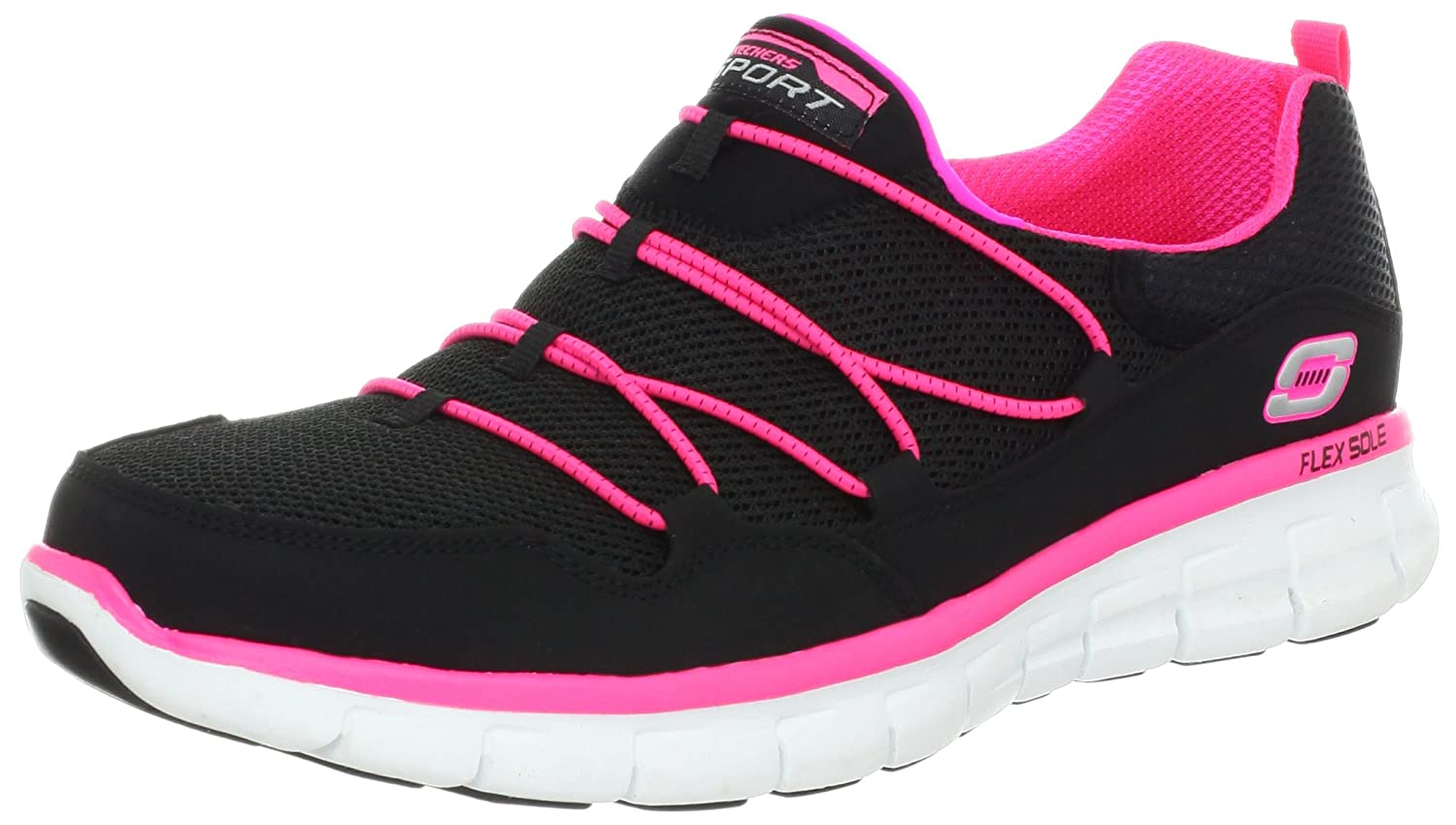 Amazon.com | Skechers Sport Women's Loving Life Memory Foam ...