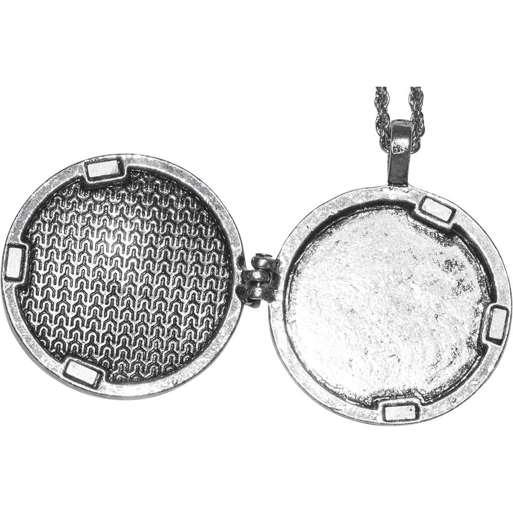 Kheops International Stainless Steel Locket Pendant