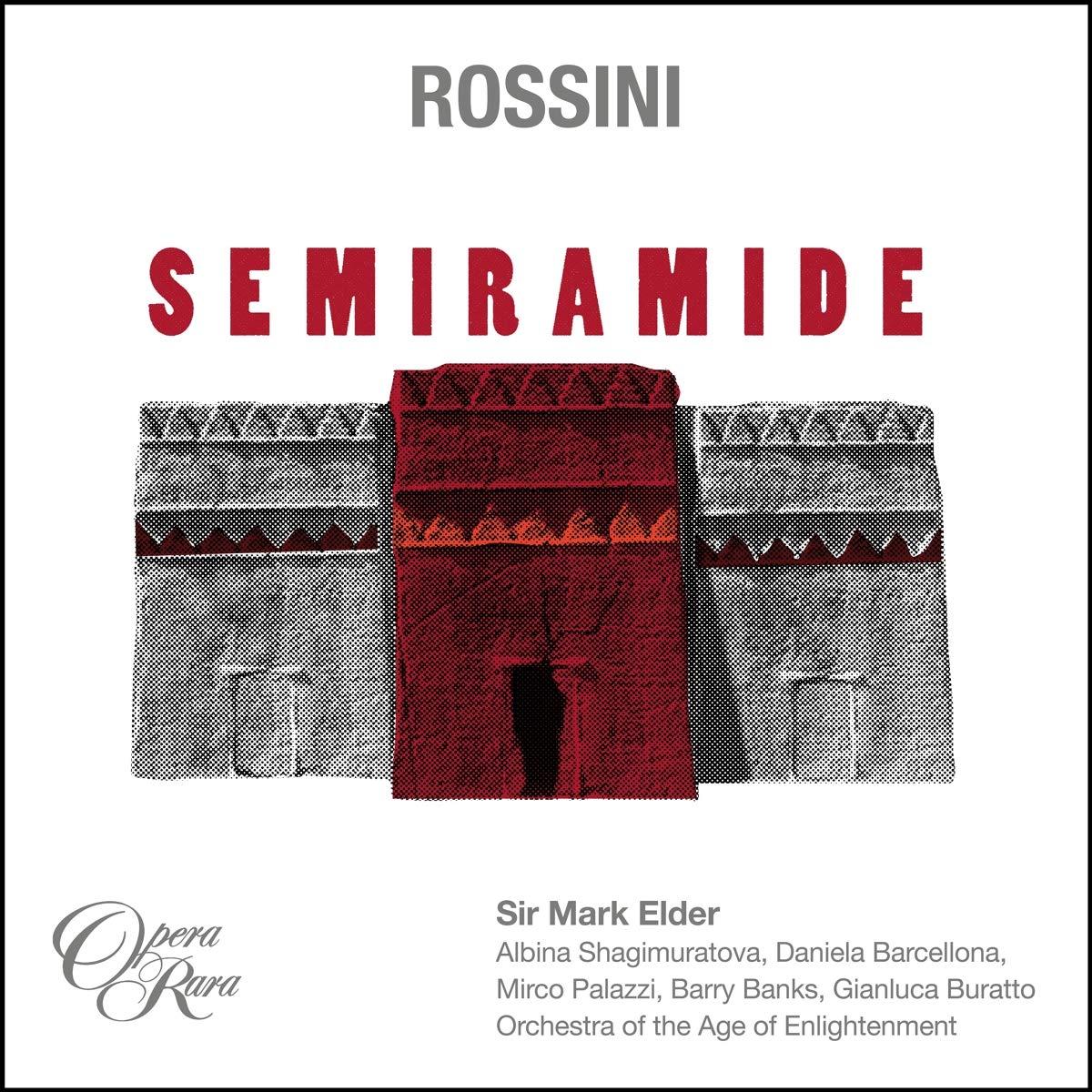 CD : Mark Elder - Rossini: Semiramide (CD)