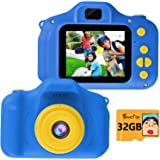 SUNCITY Boy Gifts Toys Kids Digital Camera Age 3 4 5 6 7 8 Birthday Christmas Holiday Present Video Camera Rechargeable…