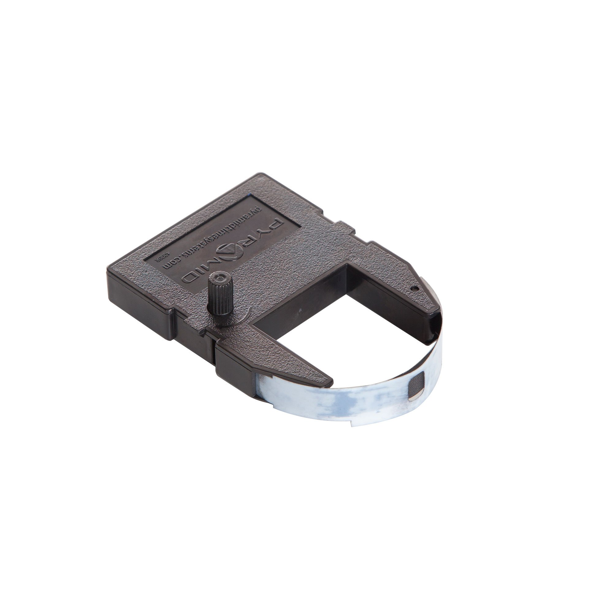 Pyramid 4000R Genuine Replacement Ribbon for 3500, 3700, 4000, 4000HD Time Clocks, 9.84 ft.