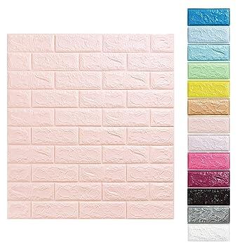 papier peint 3d brique amovible stickers muraux 3d brique diy auto adh sif autocollants. Black Bedroom Furniture Sets. Home Design Ideas