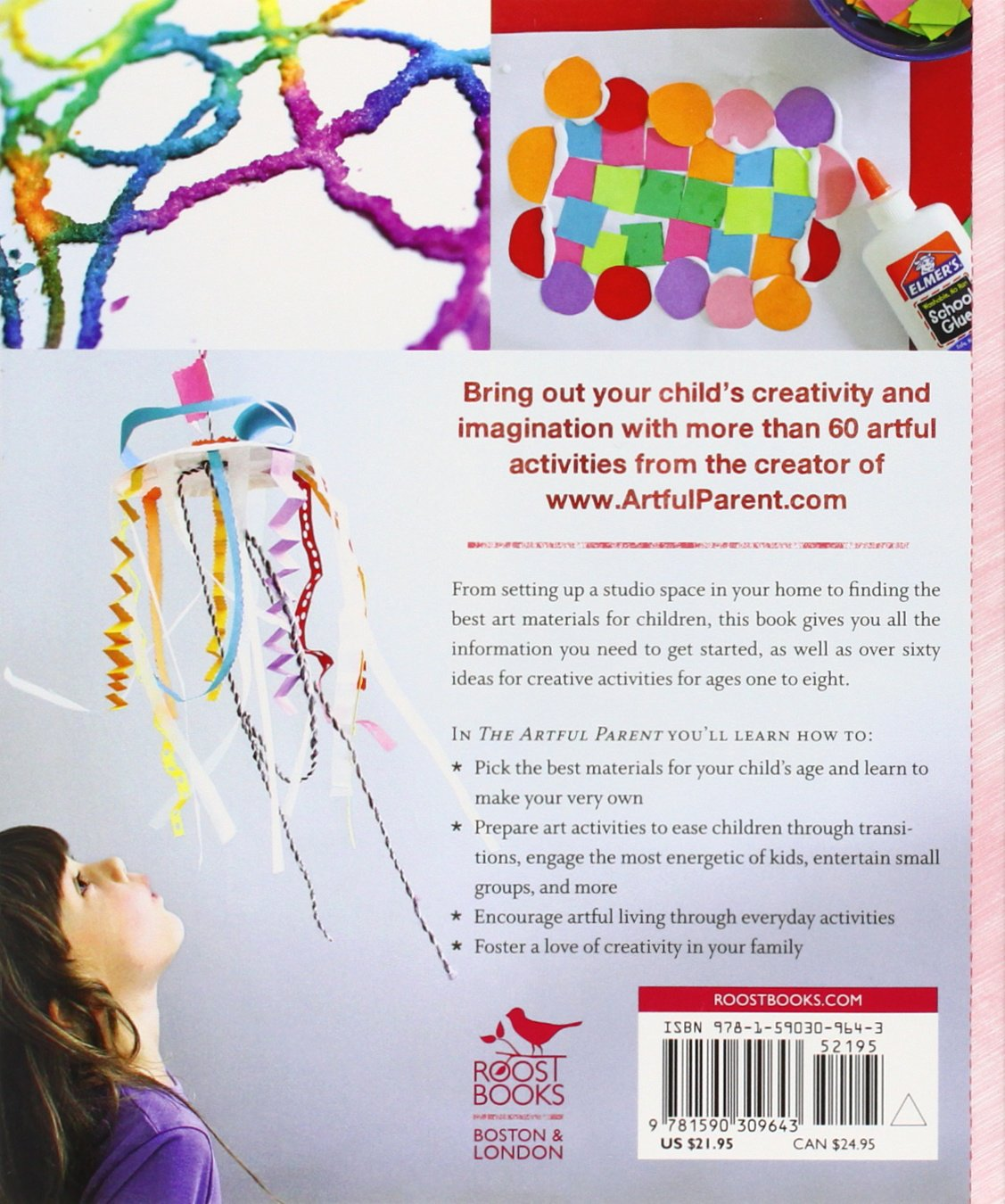 The Artful Parent: Simple Ways to Fill Your Family\'s Life with Art ...