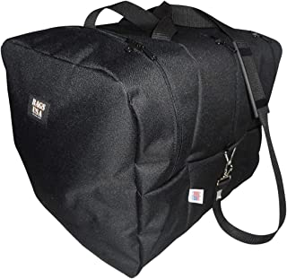 product image for BAGS USA Ski Boot Bag, Double Boot Bag Deluxe Model Snow ski Gear Bag Made in U.s.a.