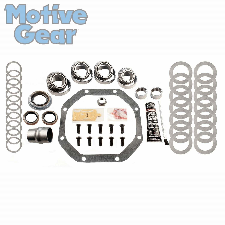 Motive Gear R10RVMKT Master Bearing Kit with Timken Bearings (GM Corvette '63-'80)