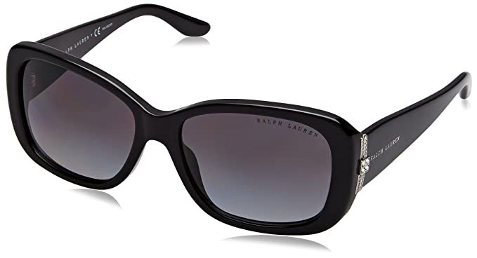 Ralph Lauren 0Rl8127B Gafas de sol, Black, 55 para Mujer ...