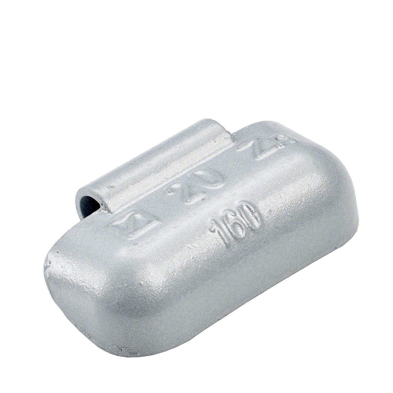 Hofmann Power Weight 5160-0200-001 Typ160 Schlaggewichte Stahlfelgen 20g 100er pack