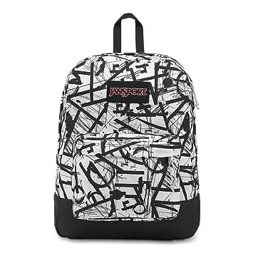 bc04d4a65b55 JanSport Black Label Superbreak Backpack - Broken Language - Classic