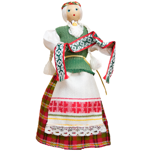 National Russian Costumes (National costumes)