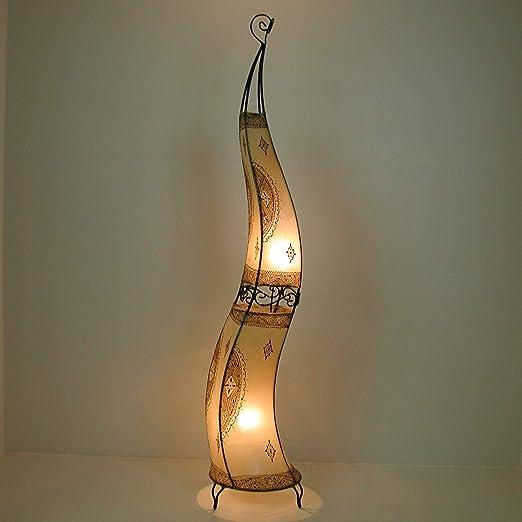 lámpara Marrakesch marroquí Henna a pintadas lámpara piel bvyg6Yf7I