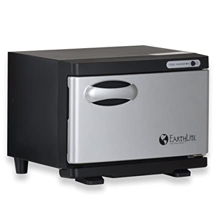 EARTHLITE UV Sterilizer Hot Towel Warmer Cabinet Mini u2013 Warms Towels Faster (8L)  sc 1 st  Amazon.com & Amazon.com: EARTHLITE UV Sterilizer Hot Towel Warmer Cabinet Mini ...