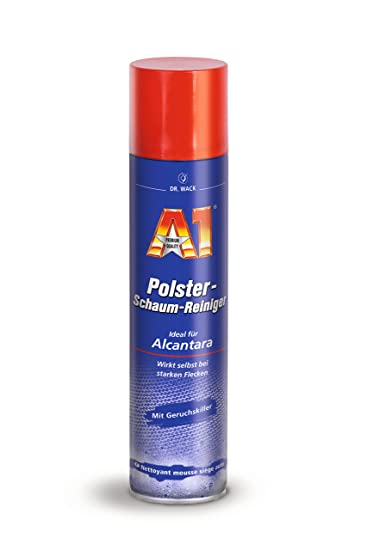 A1 Polster-Schaum-Reiniger, 400 ml (#2791): Amazon.de: Auto