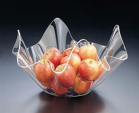 Extra Large Fruit Bowl (Acrylic): Amazon.co.uk: Kitchen & Home