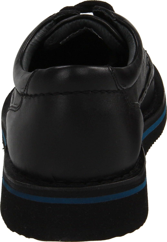 buy online d82ac 0e327 ... Hush Puppies Men s Mall Walker Oxford 12 W W W US Black Leather  B001AX0EVG 7ca32c ...