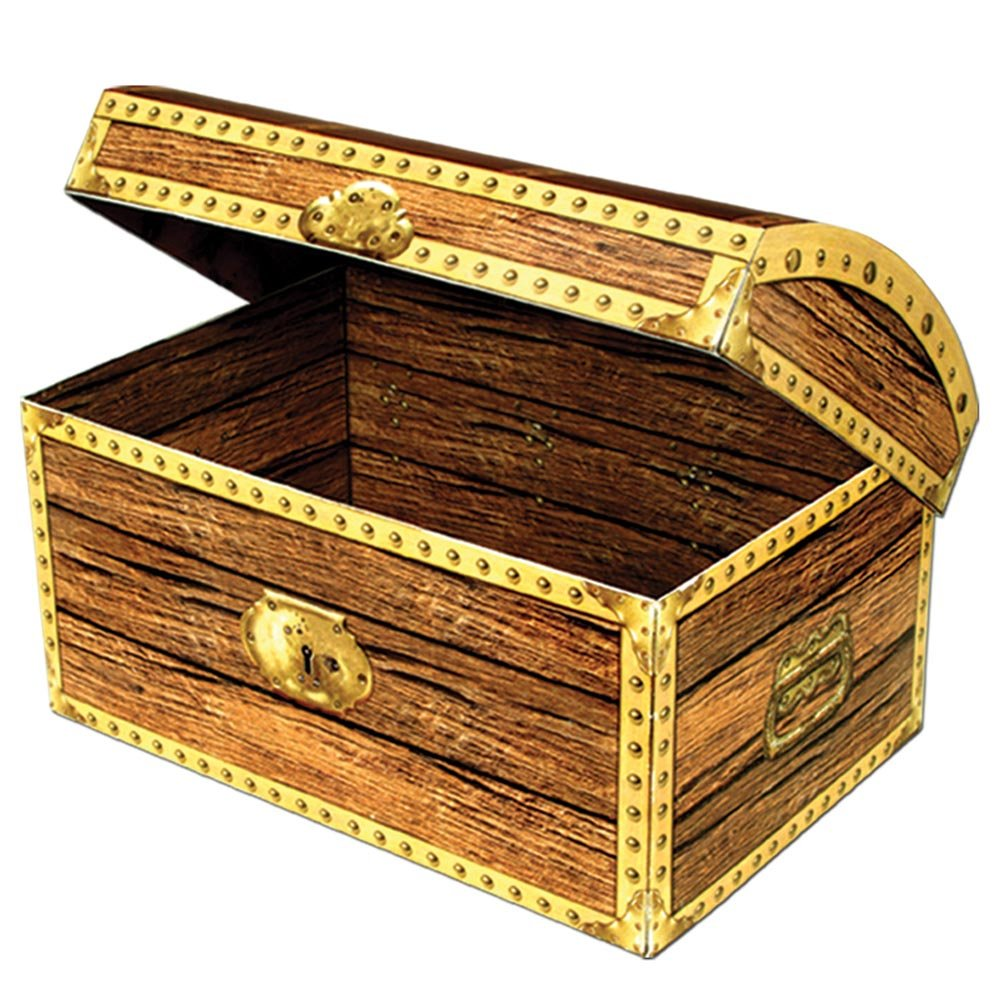 Treasure Chest Decorations Amazoncom 12 Treasure Chest Office Products