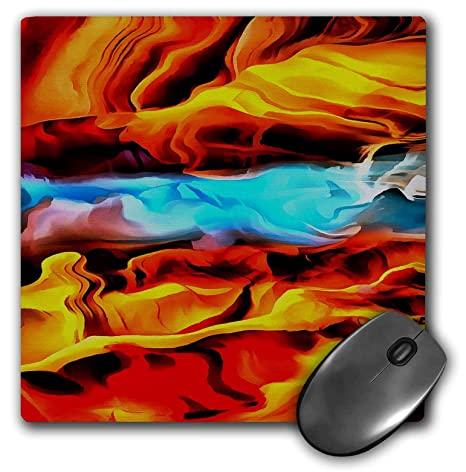 Amazon Com 3drose Taiche Acrylic Painting Abstract