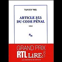 Article 353 du code pénal (ROMANS) (French Edition)