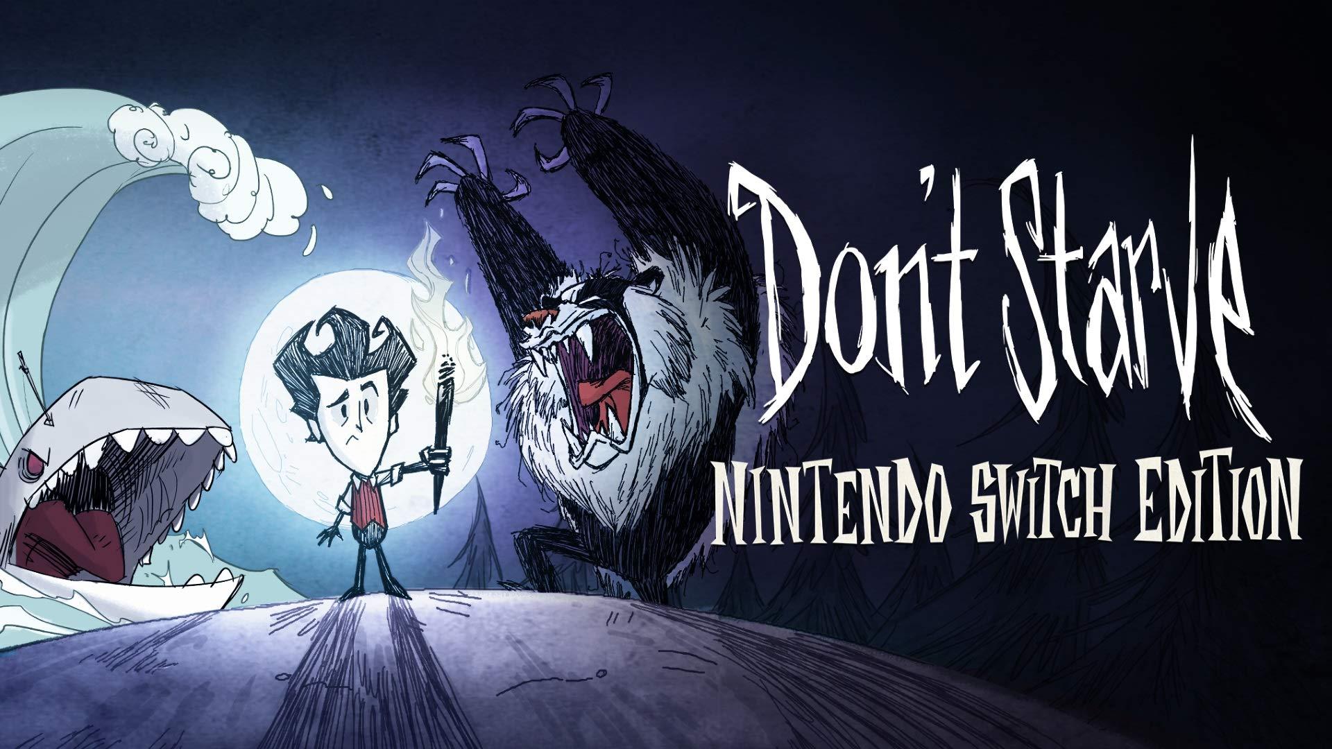 Don't Starve: Nintendo Switch Edition - Nintendo Switch [Digital Code]