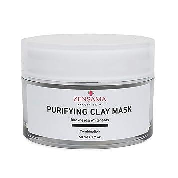 Amazon.com: Máscara de arcilla purificadora para piel de ...