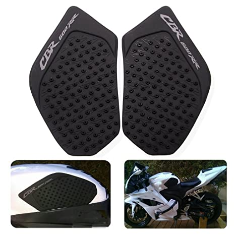 Motorcycle Accessories & Parts Motorcycle Gas Tank Pads For Honda Cbr600rr 2003-2006 Knee Grip Protector Protective Fuel Sticker Side Pad Cbr-600rr Cbr 600rr Decals & Stickers