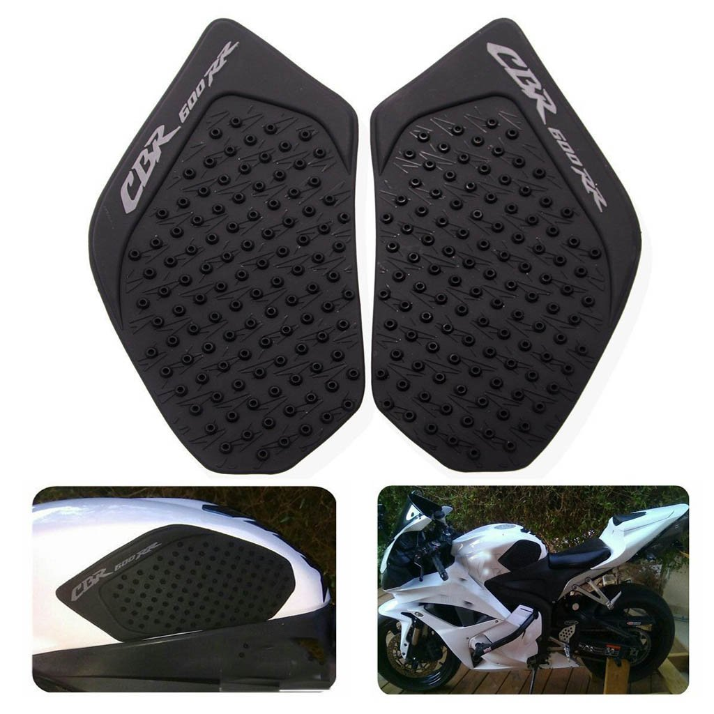 Tank Gas Pad Knee Fuel Side Grips Protector For Honda CBR600RR 2003-2006 by pslcustomerservice (Image #1)