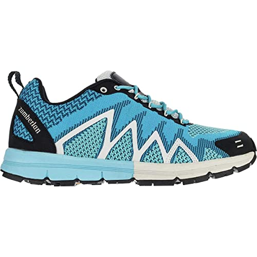123 Kimera RR Knit Hiking Shoes Blue