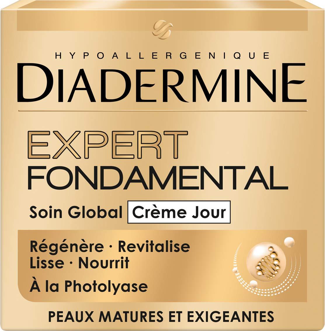 Diadermine Expert Fondamental Crème de Jour Anti-âge - Pot 50 ml product image