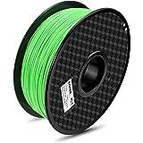 TIANSE PLA 3D Filament 1.75mm Cyan Palegreen, Dimensional Accuracy +/- 0.03 mm,1KG Spool Filament for 3D Printing
