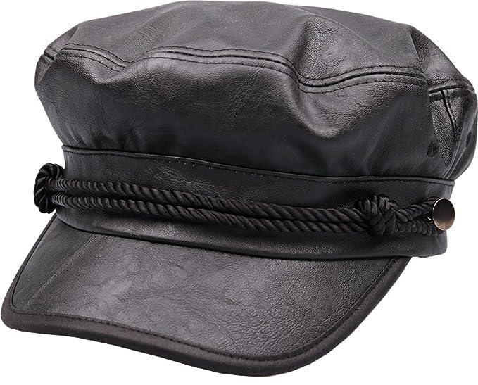 sujii CHAUFFEUR gorra de camionero sombrero del conductor gorra de taxista sombrero de marinero Eb3m0inas