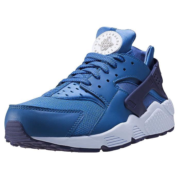 Nike Air Huarache Schuhe Herren Blau