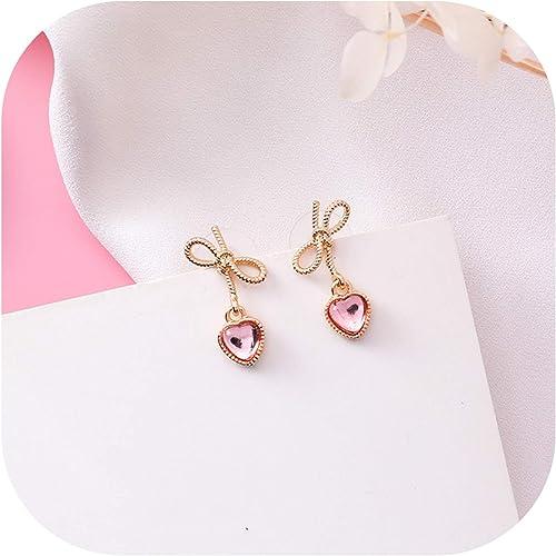 VivianJoel.com Vintage Sterling Silver 925 Aquamarine Earrings Pierced Blue Cross Dangle Drop Modernist Minimalist Gift