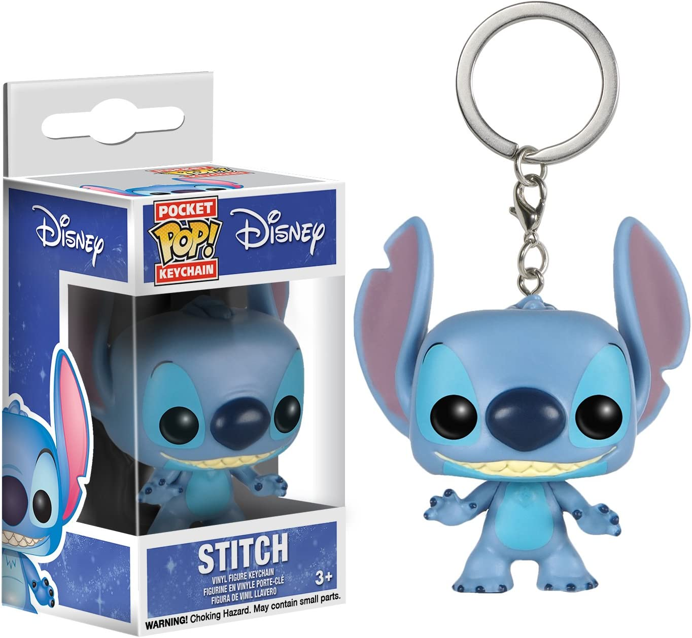 Funko Pocket POP Keychain: Disney - Stitch Keychain