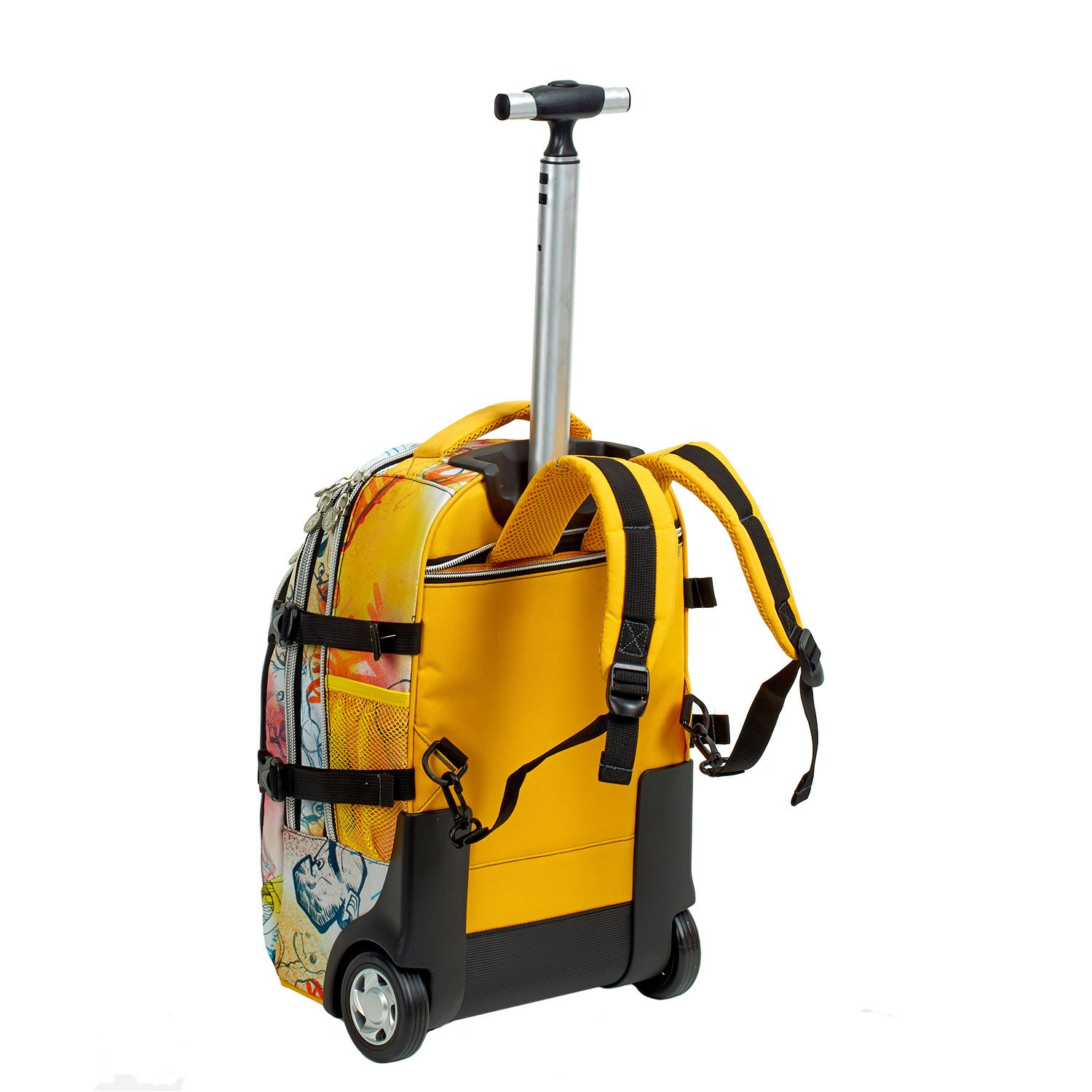 / Trolley Rucksack with Wheels pro-dg 49675/