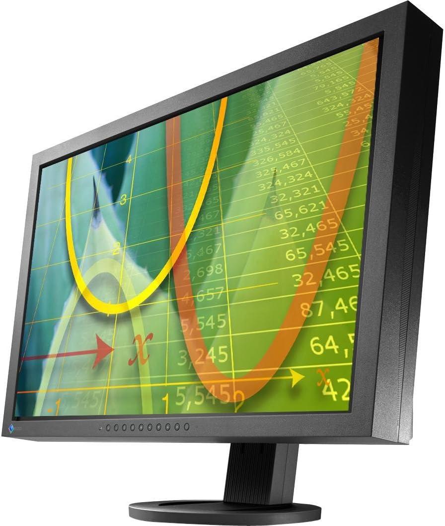 Eizo Flexscan S2433wfs Bk 60 9 Cm 24 Zoll Monitor Lcd Dvi D Vga