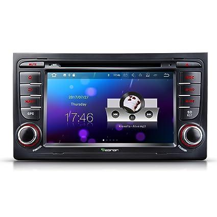 Amazoncom Eonon GA8158 Car Audio Stereo Radio for Audi A4S4RS4