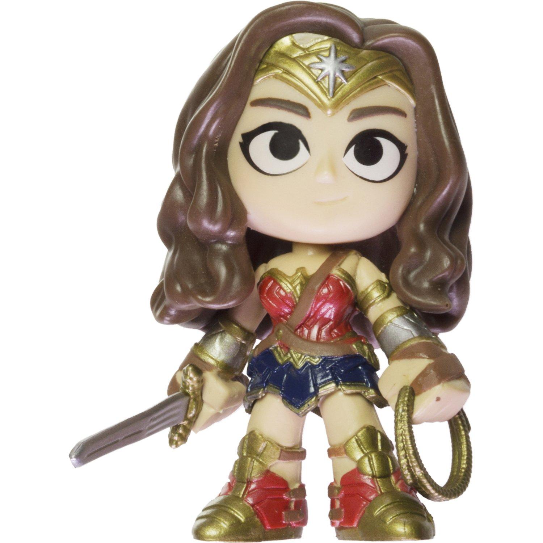 14138 ~2.8 Funko Mystery Minis x Justice League Mini Vinyl Figure Wonder Woman