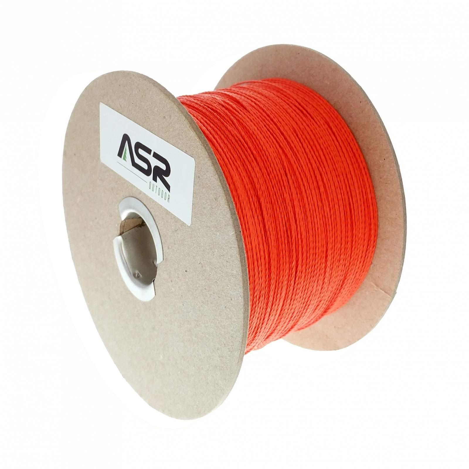 ASR Outdoor Kevlar Sport Line/ Kite Line (500 ft) Orange by ASR Outdoor