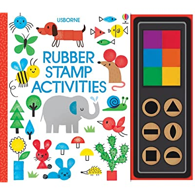 Rubber Stamp Activities: Fiona Watt: Toys & Games