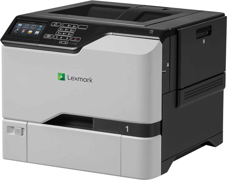 Lexmark 3P4548 CS720de Workgroup Printer - Laser - Color - Black/Gray