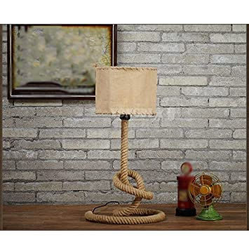 Gyy Hotel Jx Table Manuel Chic Lampe Home Lighting De Du Europe Nord cAR4j3LqS5