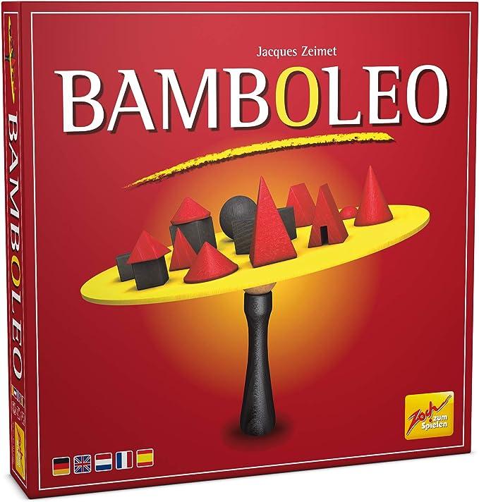 GIGAMIC ZOBAM Bamboleo - Juego de Mesa: Amazon.es: Juguetes y juegos
