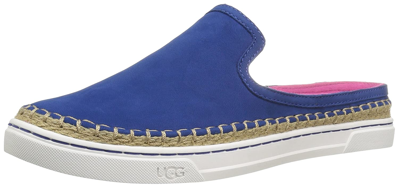 be6da3f212d UGG Women's Caleel Fashion Sneaker, Azul, 9.5 US/9.5 B US: Amazon.co ...