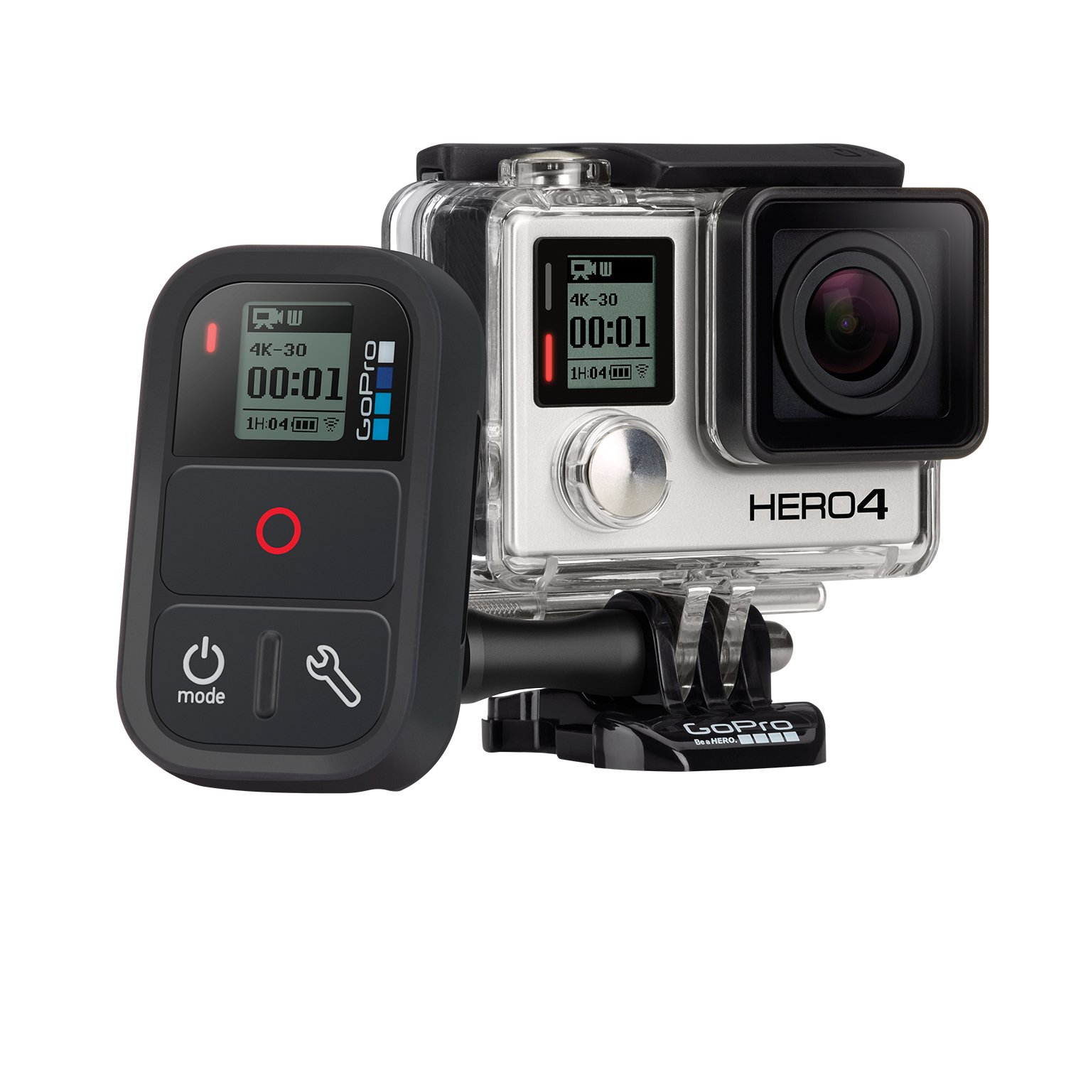 accessoires gopro hero 4 black. Black Bedroom Furniture Sets. Home Design Ideas