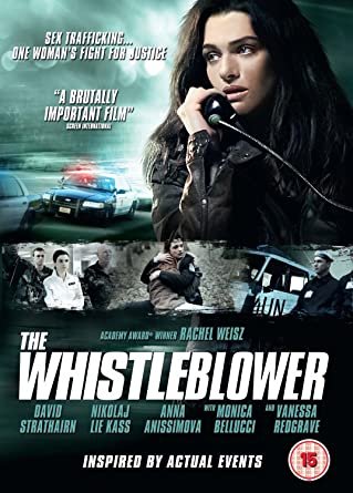 The Whistleblower (2010) ORG Hindi Dual Audio 720p BluRay ESubs 800MB