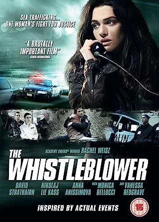 The Whistleblower (2010) ORG Hindi Dual Audio 720p BluRay ESubs 800MB