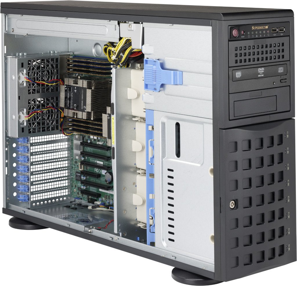 SuperMicro X8DTL-6 / X8DTL-6F / X8DTL-6L / X8DTL-L Driver for Windows